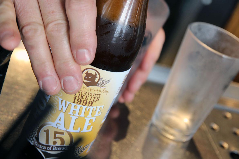 The 15th anniversary brew