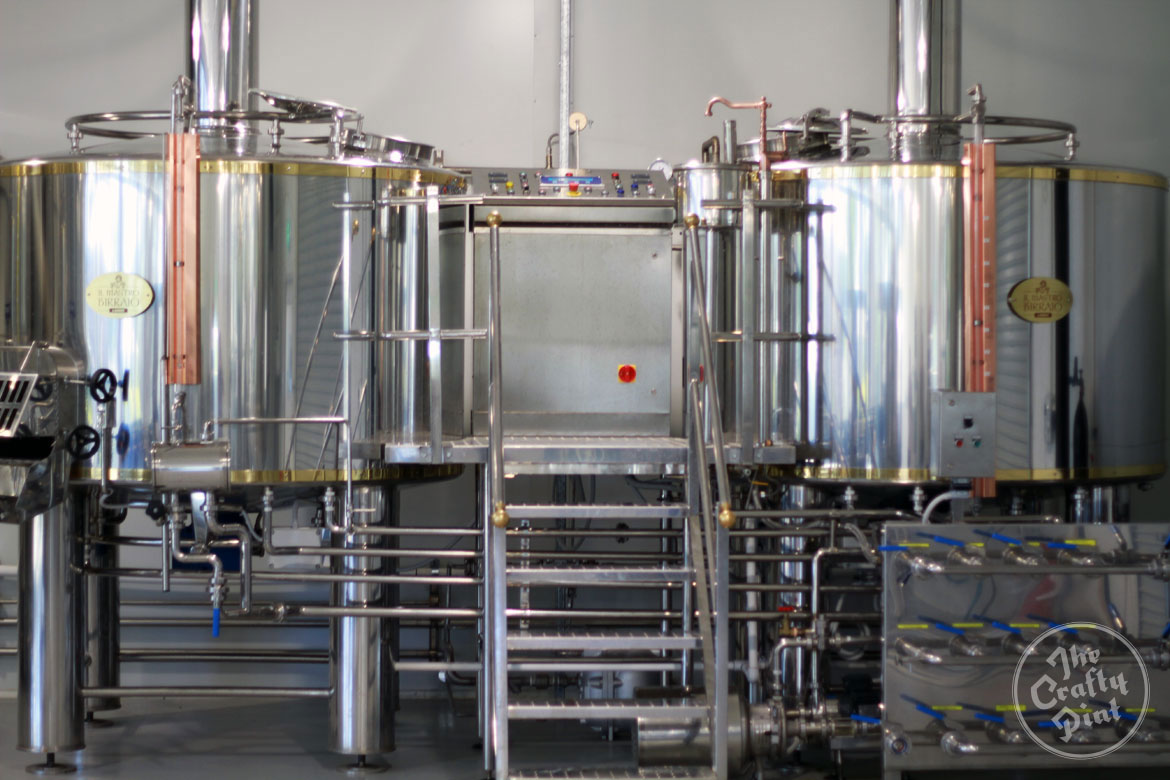 Pikes Oakbank brewery in Clare Valley
