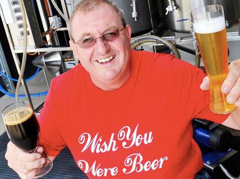 Brenton Rehn of Rehn bier