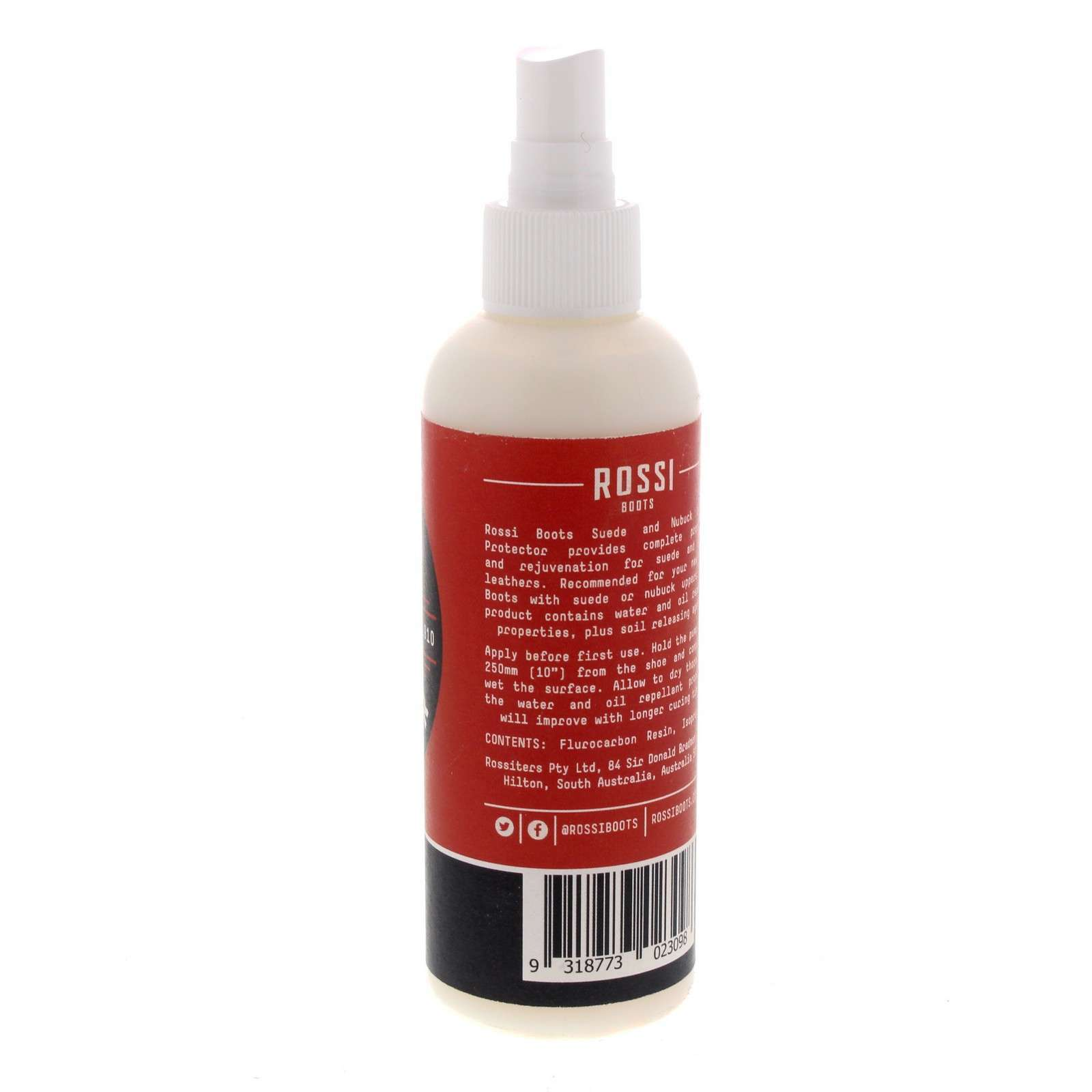 suede and nubuck protector 200ml boot spray