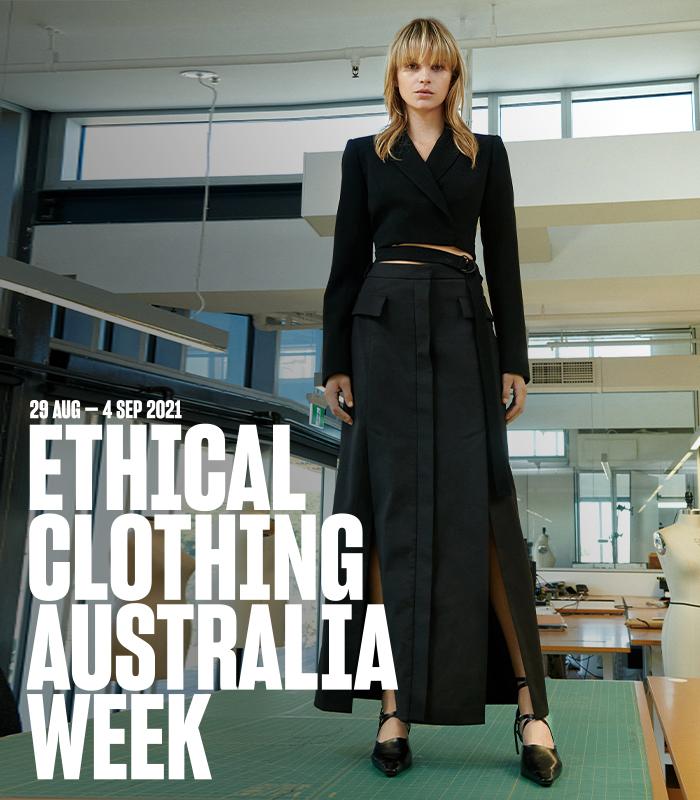 It's Ethical Clothing Australia Week