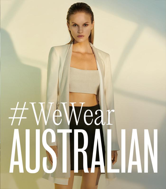 #WeWearAustralian