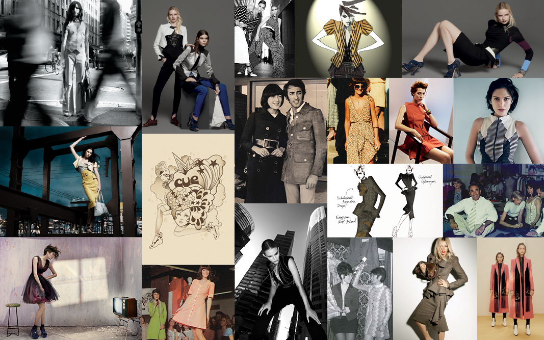 Cue: 50 Years of Australian Fashion