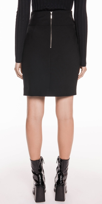 Skirts | Soft Twill Tulip Skirt