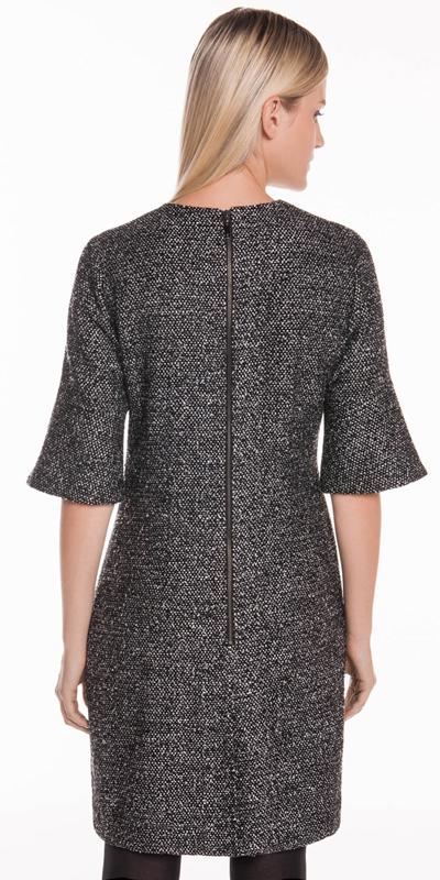 Dresses | Lurex Tweed A-line Dress