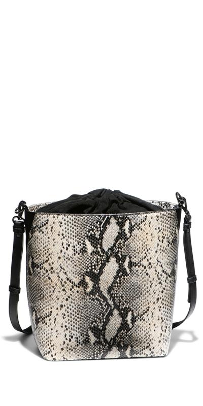 Accessories | Python Bucket Bag