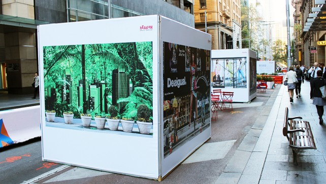 Head on photo festival captures George street activation space