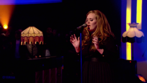 Later With Jools Holland: Adele