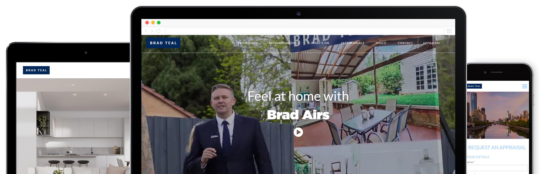 Agent Real Estate Sites