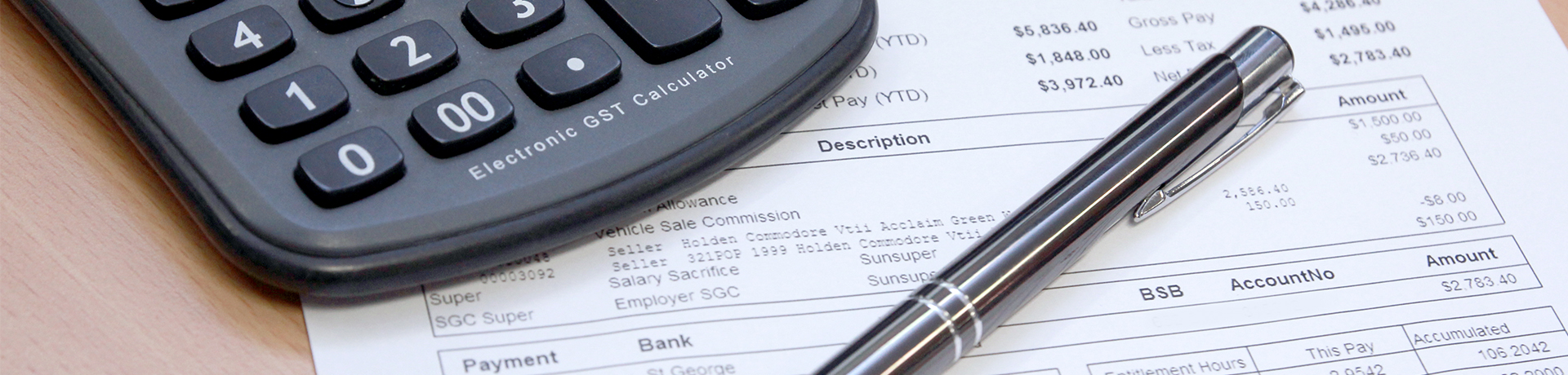 Dealer Solutions Accounting
