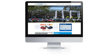 Franchise Dealer Websites