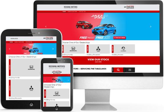 Redding Motors Group
