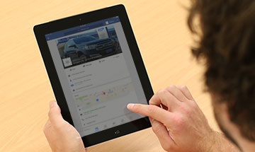 Facebook and your dealership—how to get started