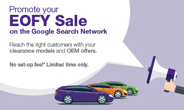 We Have the Solution to Advertising Your Dealership's EOFY Sale