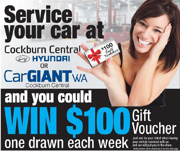 Service Your Car With Car Giant WA