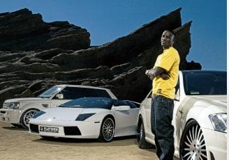 "Celebrity Car Collections ""Acon"""