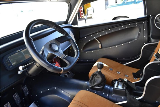 RideTech interior