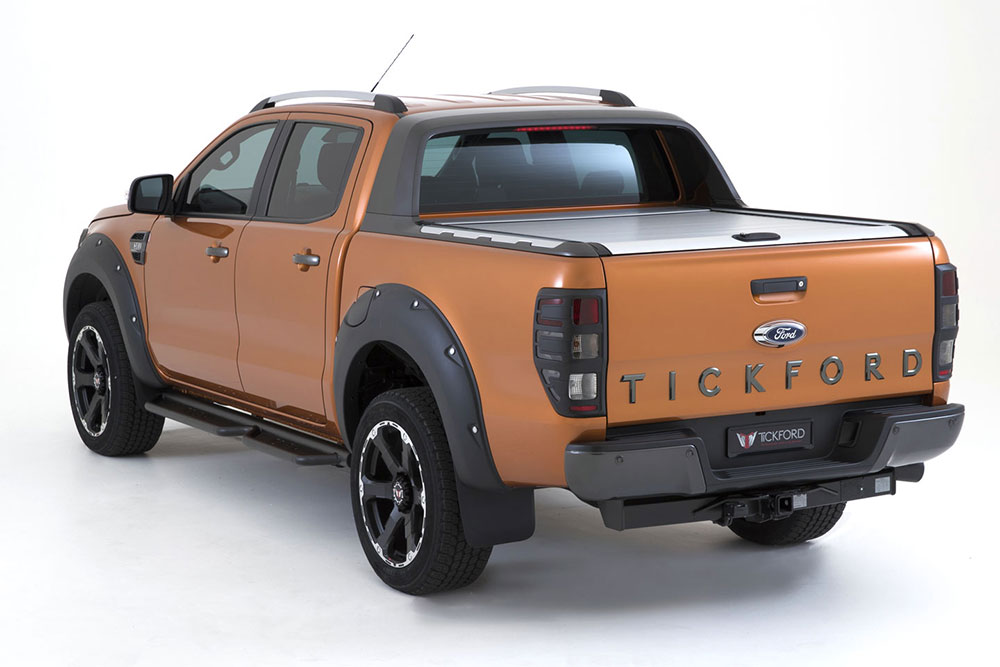 Tickford Enhanced Ford Ranger John Hughes