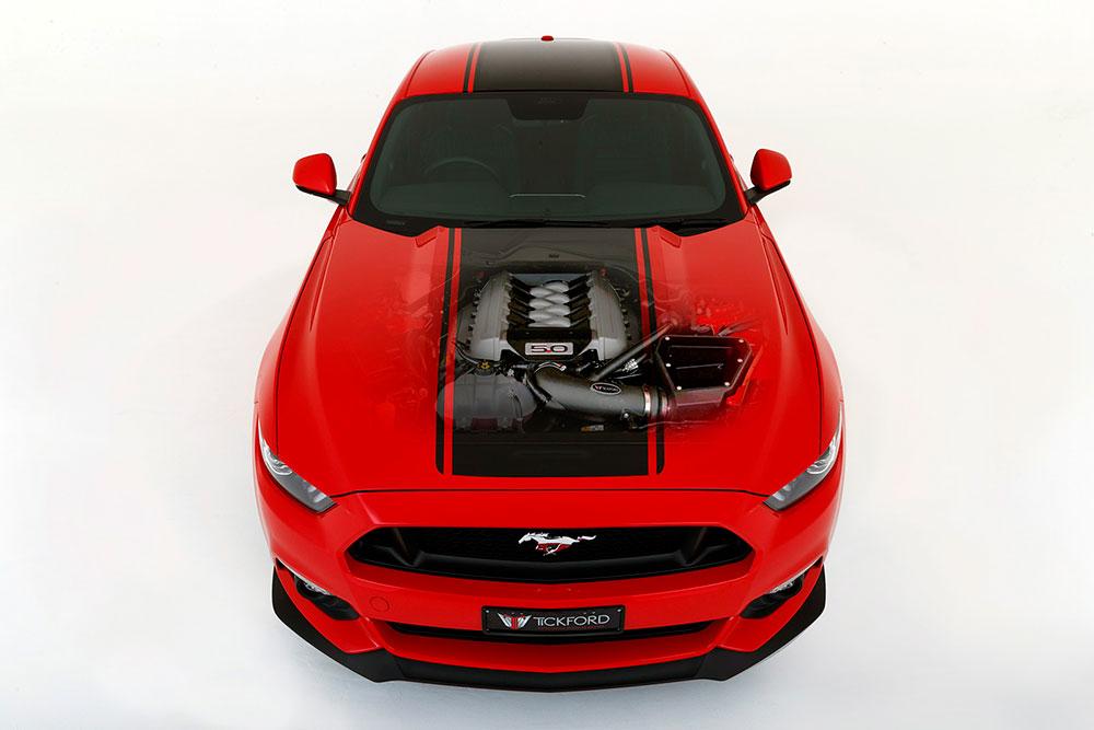 Tickford Mustang Power Performance Packs   John HUghes