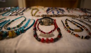 A sample of Margaret's jewellery designs. Photo: TruPics