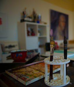 Charles Sluga Studio & Gallery, Yackandandah. Photo: TruPics