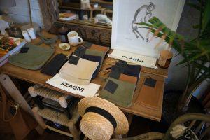 St.Agni Leather Bags