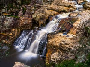 Woolshed Falls. Photo: www.explorebeechworth.com.au