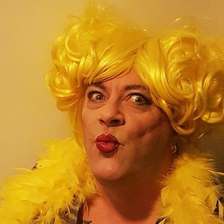 Beryl - Brian's alter ego.