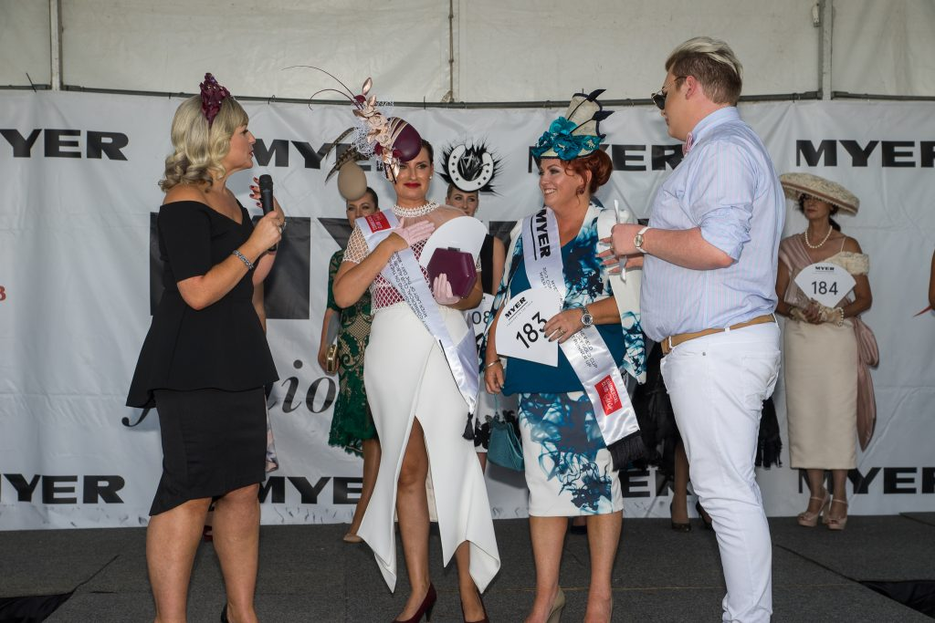Myer fashions on the field 2018 prizes