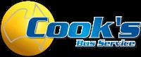 Cook's Bus Service Logo