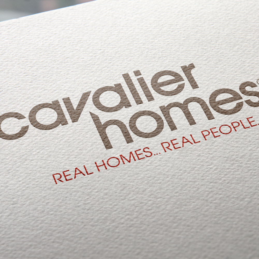 Cavalier Homes – Real Homes, Real People, Really New Branding