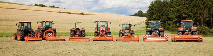 Kubota Mini Header