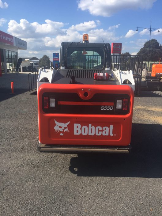 S550 Bobcat Regional Ag and Construction
