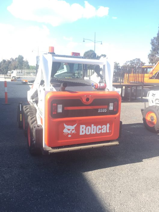 Bobcat S595 Regional Ag And Construction