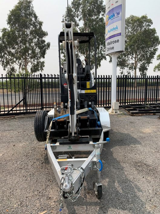 Regional Ag & Construction Bobcat E20