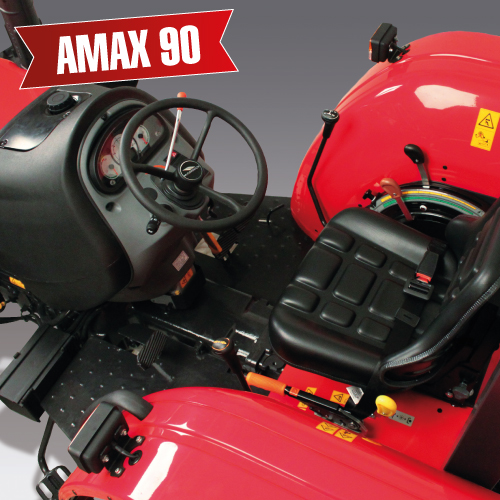 McCormick A-Max 90 Tractor Regional Ag and Construction