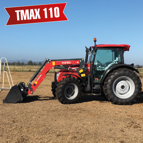 McCormick T-Max 110 Tractor Regional Ag and Construction