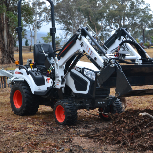 Bobcat Compact Tractor Regional Ag and Construction
