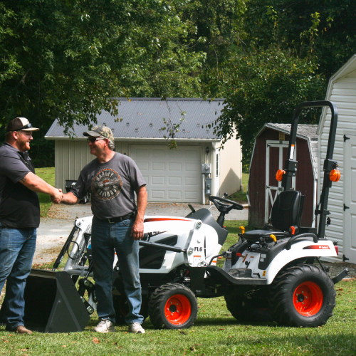 Bobcat Tractor CT1025 Regional Ag and Construction