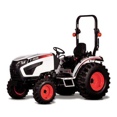 Bobcat Tractor CT2035 Regional Ag and construction