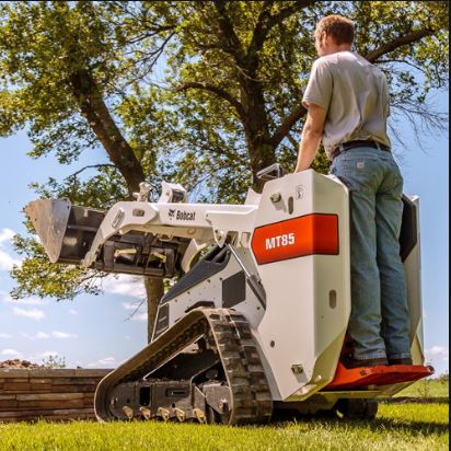 Regional Ag and Construction Bobcat MT85