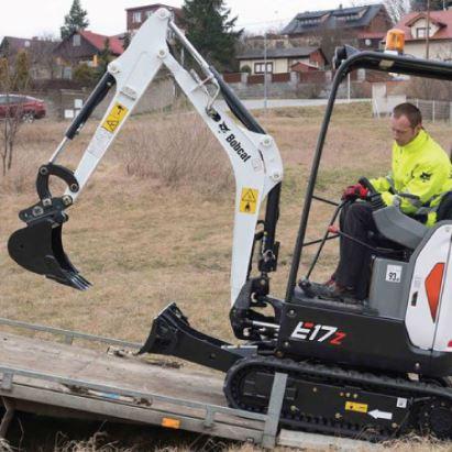 Regional Ag and Construction Bobcat E17z