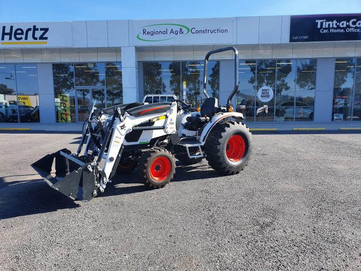Regional Ag and Construction Bobcat CT2035
