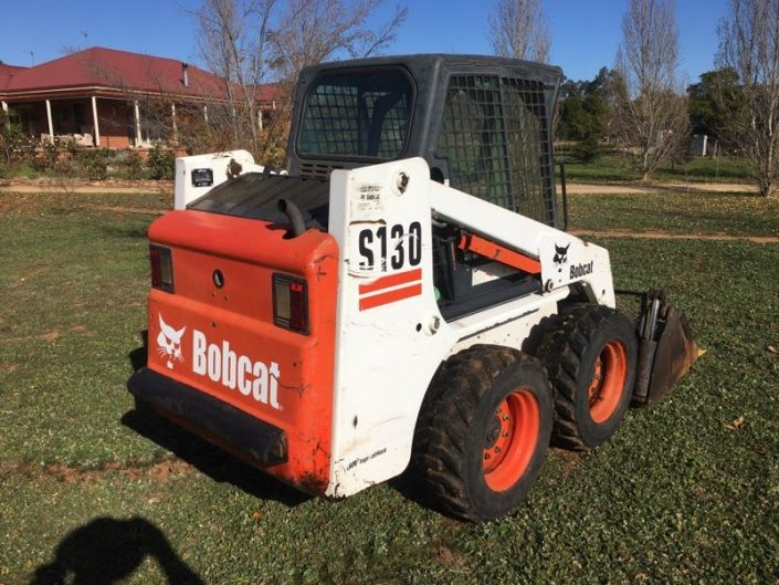 Regional Ag and Construction Bobcat S130