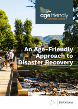 An Age-Friendly Approach to Disaster Recovery