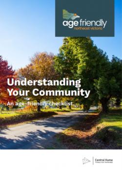 Understanding Your Community: An age-friendly checklist