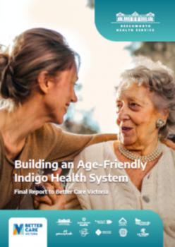 Building an age-friendly Indigo health system