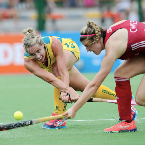 Hockeyroos v Great Britain