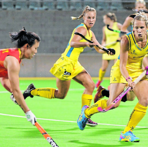 Hockeyroos v China – Game 3