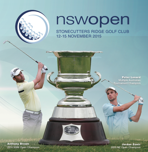 2015 Golf NSW Open